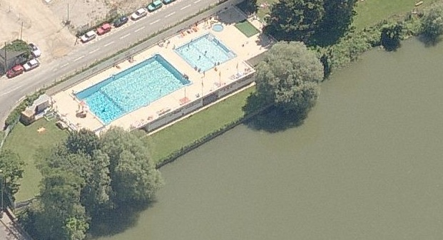 Besan on va se doter de la premi re piscine s che de for Piscine mallarme besancon