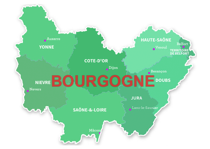 region-bourgogne - Photo