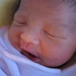 Un bébé pontissalien est le nouveau cadet de l'humanité