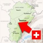 Après les airs, l'armée Suisse envahit le Doubs  !