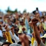 Doubs : les fonctionnaires crient leur ras-le-bol devant plusieurs exploitations agricoles