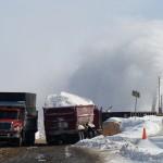 156 camions deneige russe pour la station de Métabief