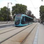 Besançon : un couple tente de détourner un tramway pour se rendre à Chateaufarine