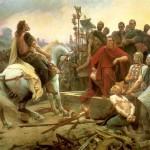La Bourgogne concède Alésia à la Franche-Comté en échange de la capitale régionale