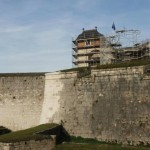 Besançon: les remparts de la Citadelle seront rehaussés de 5 mètres afin d'épargner la vie d'un couple de girafes