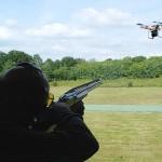 Drones menaçants :  le club de ball-trap de Bletterans réquisitionné