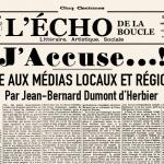 « J'accuse…! » ou  « Lettre aux plagiaires du 1er avril » (par Jean-Bernard Dumont d'Herbier)