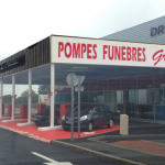 Montbéliard : les pompes funèbres ouvrent un «drive»