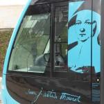 Tramway : la rame « Soeur Jeanne-Antide THOURET » sera rebaptisée « Lilian Renaud » dès lundi matin