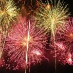 Besançon : un grand feu d'artifice pour le premier anniversaire de l'Écho de la boucle !