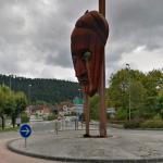 Pontarlier : le rond-point Malraux va être interdit aux moins de 10 ans