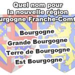 Région Bourgogne Franche-Comté : faites votre choix parmi les 4 noms retenus
