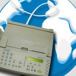 Innovation en Haute-Saône : il se connecte à internet par fax
