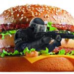 Vesoul: il découvre un homme du GIGN à l'intérieur de son Big Mac