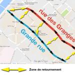 Déconfinement : des sens uniques piétonniers dans le centre-ville de Besançon dès ce lundi