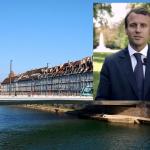 Le pont Battant sera officiellement rebaptisé «pont Emmanuel Macron» ce vendredi