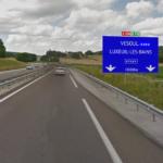 Haute-Saône: une portion de la RN57 va devenir la première autoroute à péage limitée à 80 km/h
