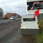 Non, vous ne rêvez pas : de vrais gendarmes cachés dans de faux radars !