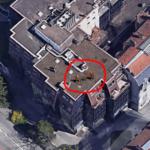 Besançon: un drone révèle l'existence d'une tribu inconnue vivant dans le centre Saint-Pierre