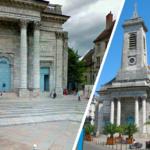 En 2050, le climat de la place du 8 septembre sera similaire à celui de la place Saint-Pierre!