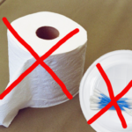 Papier toilette, cotons-tiges et assiettes en plastique : ces produits interdits à la vente à partir du 1er janvier