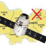 La Haute-Saône : la grande oubliée du réseau internet satellitaire Starlink